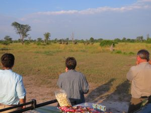 South Luangwa Game Drive Sunset Break