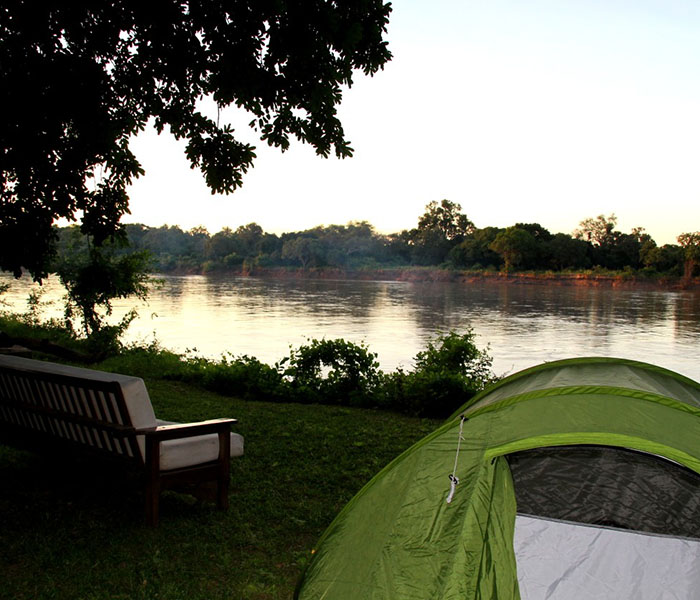Camping Safari South Luangwa