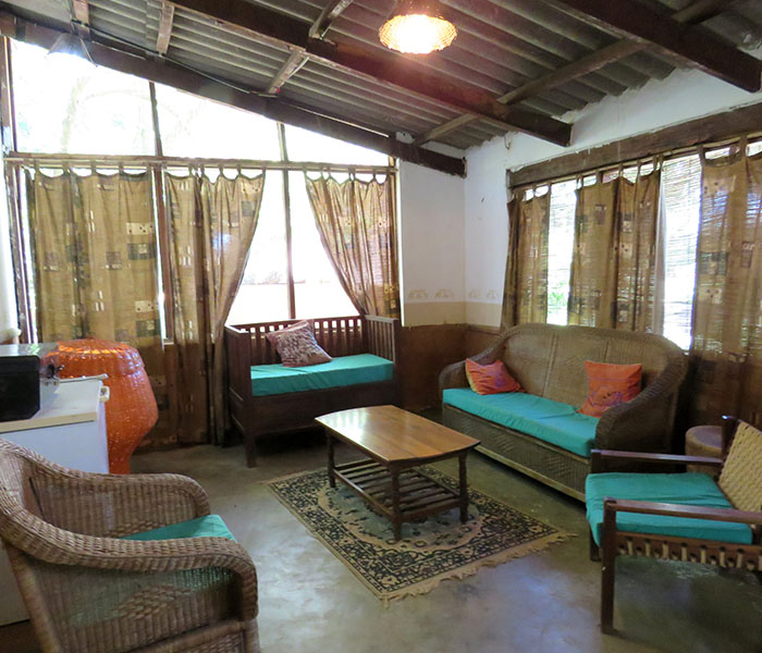 Family Lounge Croc Valley Camp