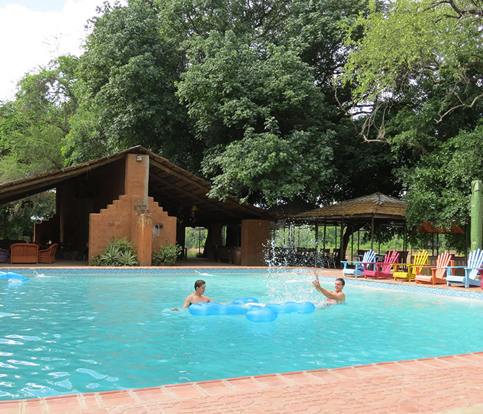 Safari Camp Swimming Pool