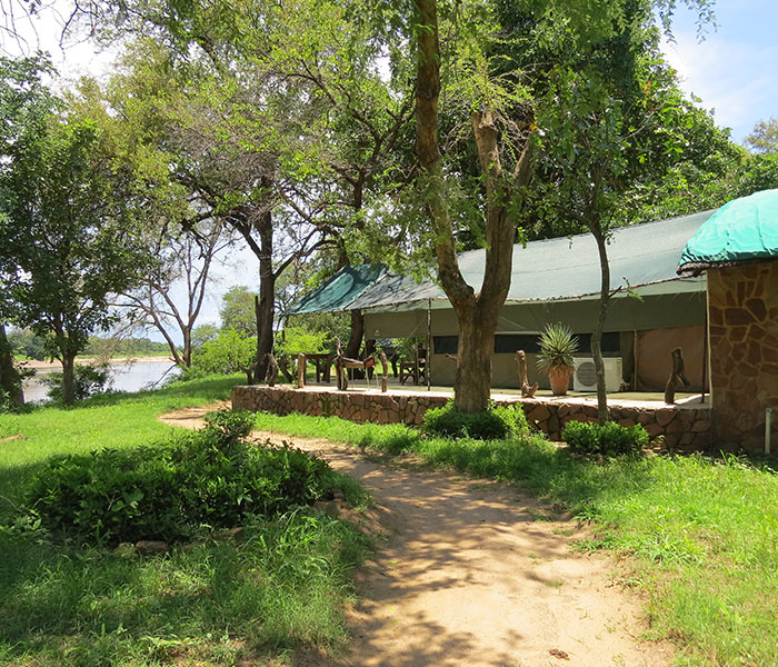 Safari Accommodation South Luangwa River Tent