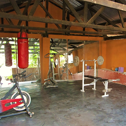 Gym Croc Valley Camp