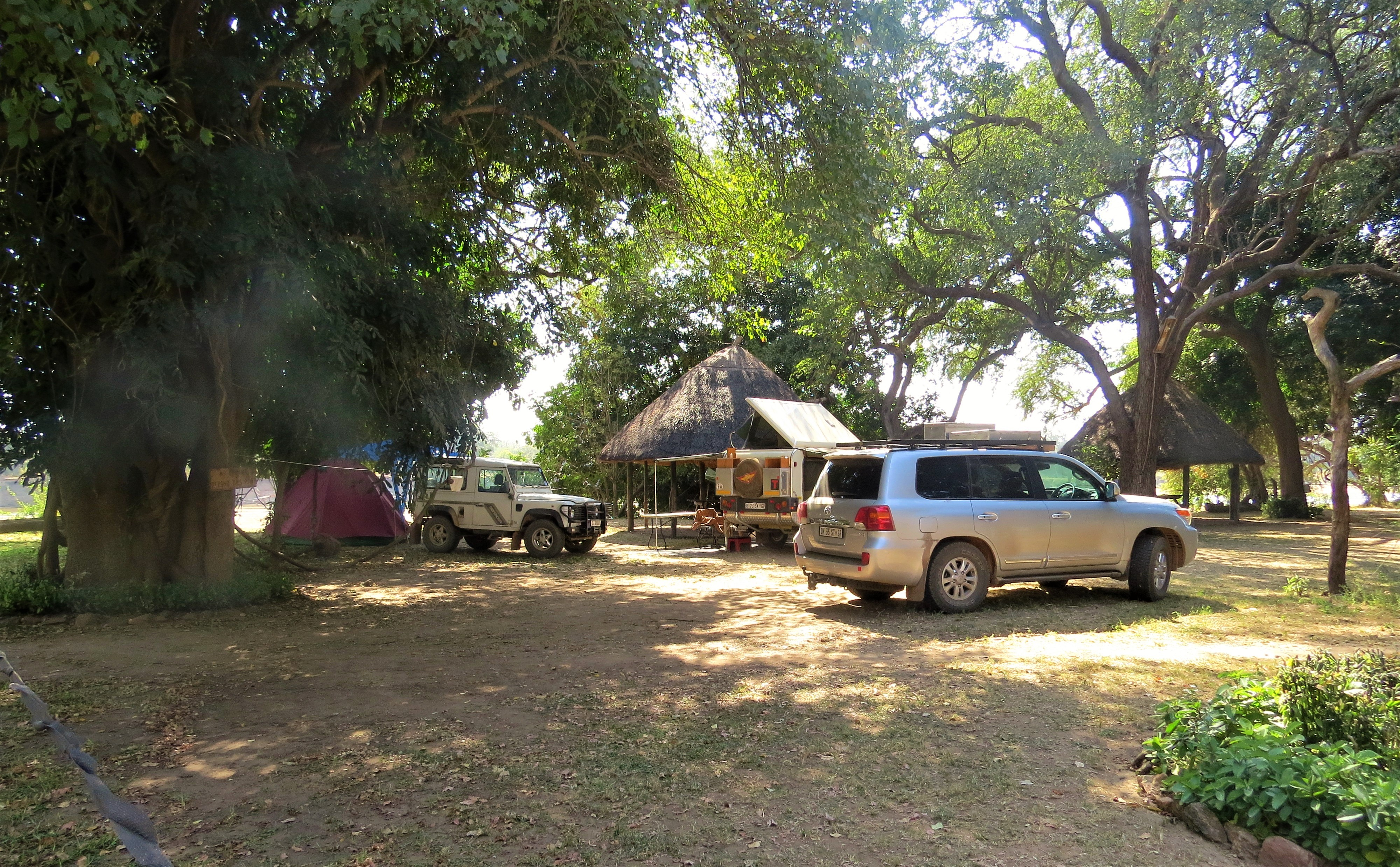 Safari Camping South Luangwa