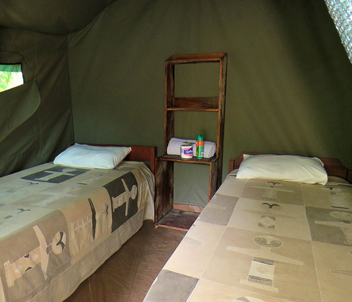 Budget Safari Accommodation