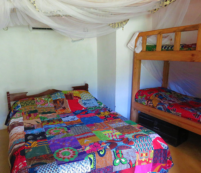 Backpacker Room South Luangwa Zambia
