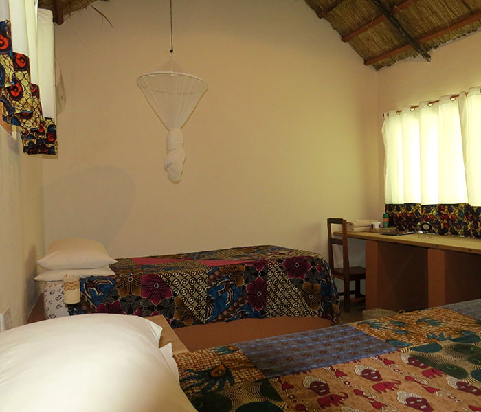 Budget Safari Camp Accommodation