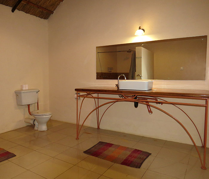 Bathroom Safari Accommodation