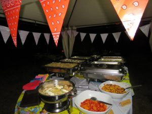 Group Catering South Luangwa