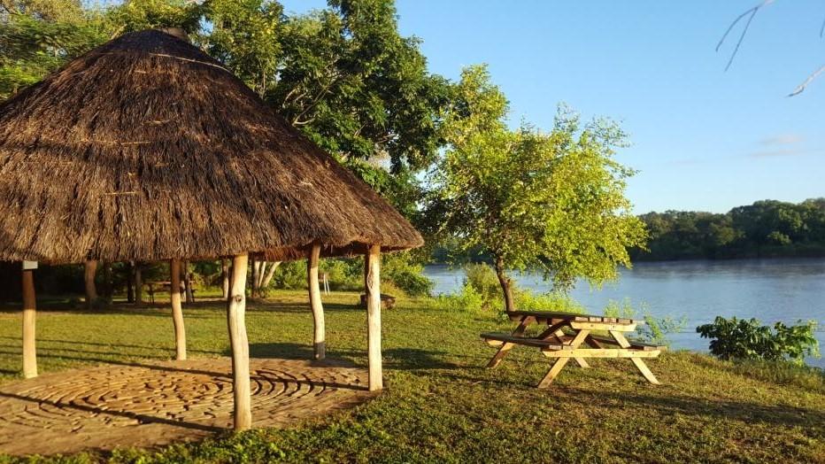 Camping South Luangwa