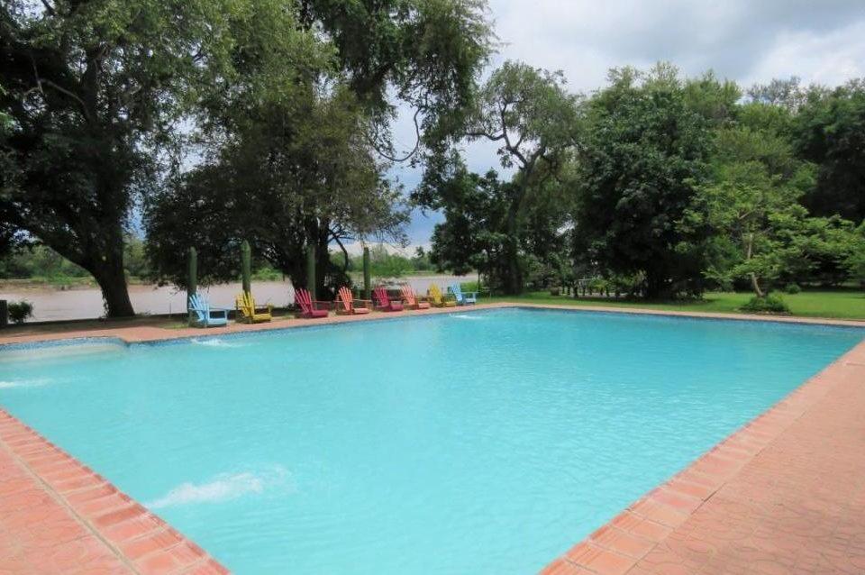 Swimming Pool Croc Valley
