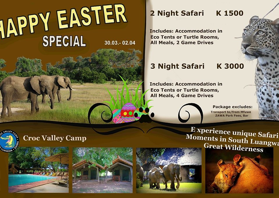Croc Valley Easter Special