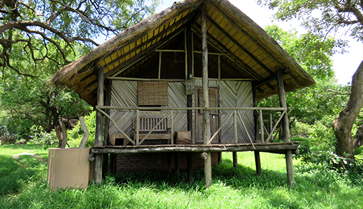 Affordable Safari Accommodation Chalet