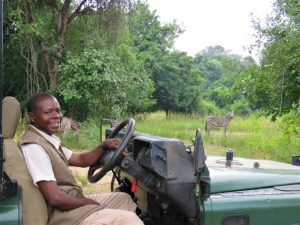 South Luangwa Game Drive