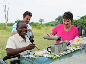 Game Drive Tea Break