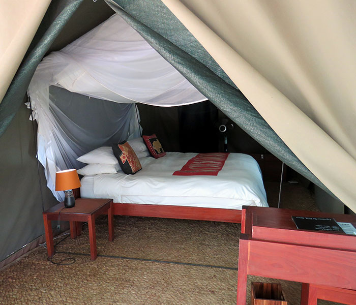 River Tent Safari Accommodation