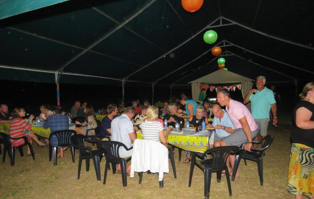 Croc Valley Events Marquee
