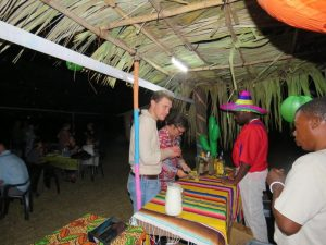 Croc Valley Events Palm Leaves Bar