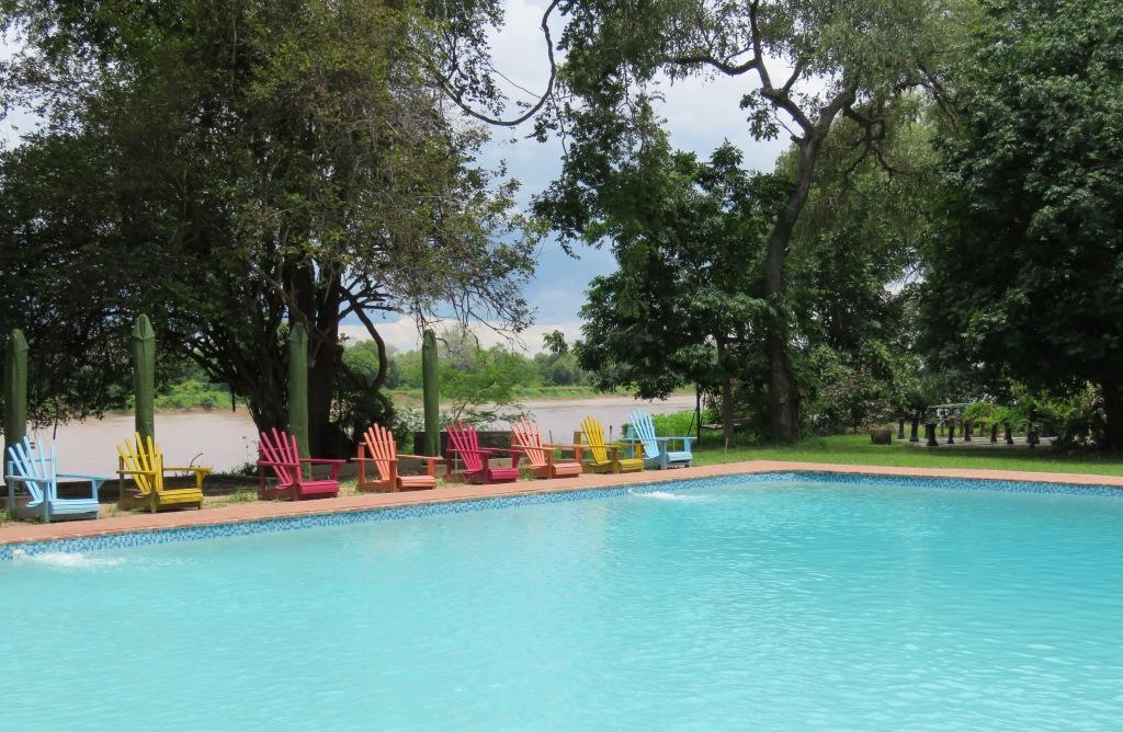 Swimming Pool Croc Valley Camp