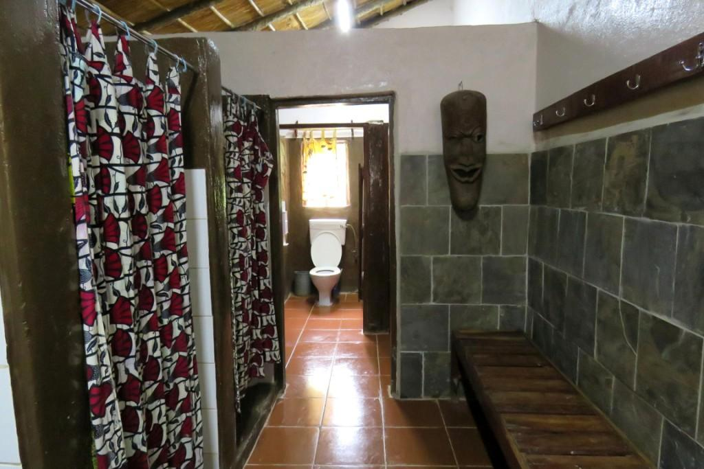Croc Valley Camp Ablutions