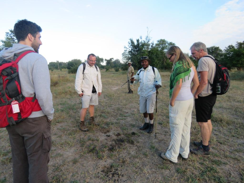 Walking Safari South Luangwa