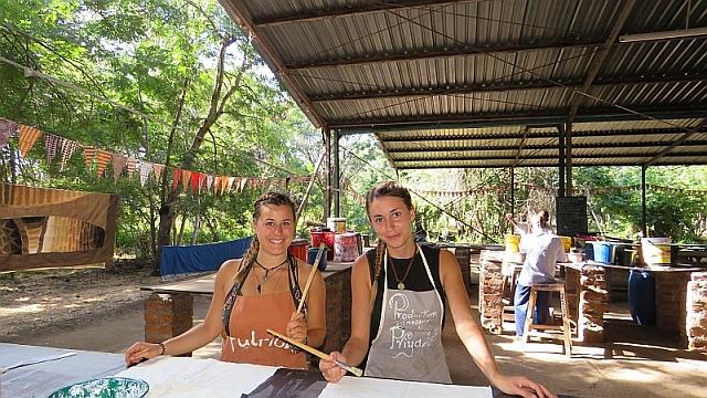 Tribal Textiles Art Safari