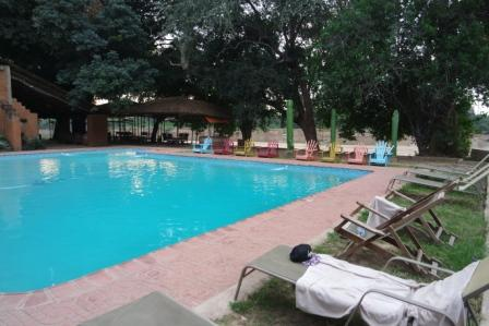 Croc Valley Camp Pool