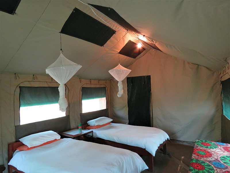 Croc Valley Camp River Tent