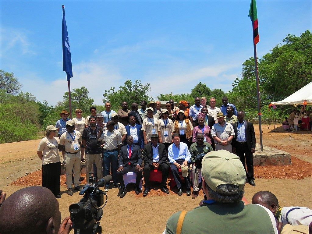 South Luangwa Sustainable Tourism Park