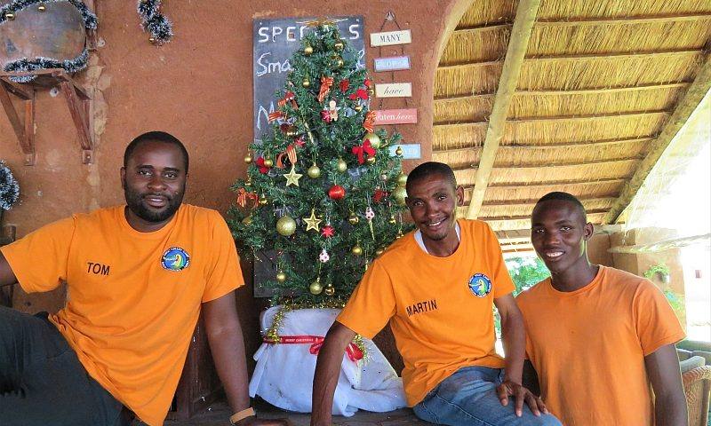 Croc Valley Camp Christmas